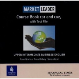 Market Leader Upper-Intermediate Class Audio CDs (2)