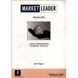 Market Leader Upper-Intermediate Practice File Book