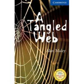 Cambridge Readers: A Tangled Web + Audio download