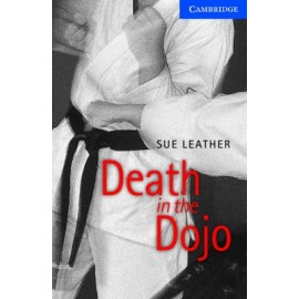 Cambridge Readers: Death in the Dojo + Audio download