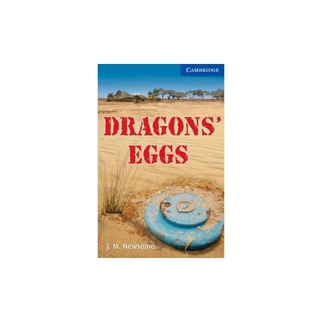 Cambridge Readers: Dragons' Eggs + Audio download Cambridge University Press 9780521132640
