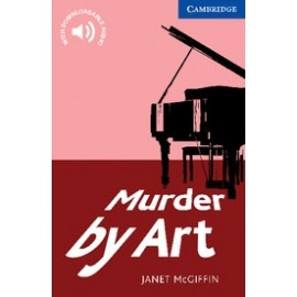 Cambridge Readers: Murder by Art + Audio download