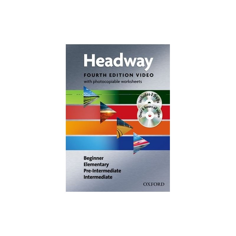 New Headway Beginner Book