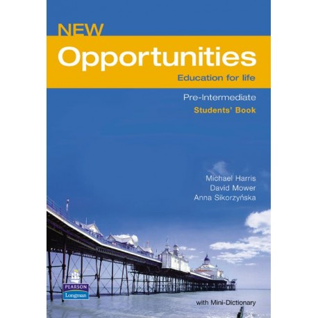 intermediate pre students book new opportunities